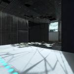 Medusa Glare, spooky hallway