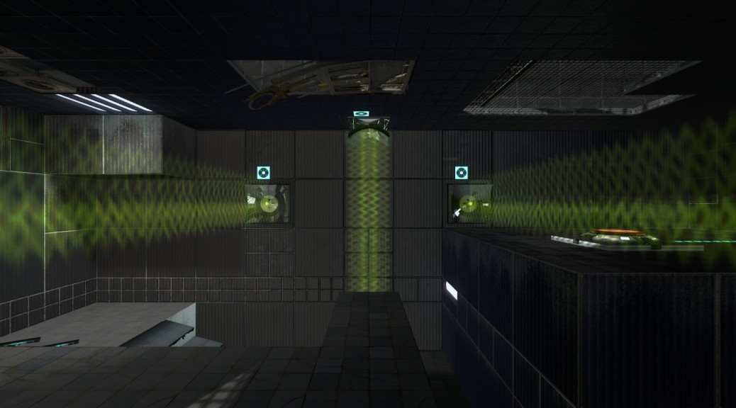 Medusa Glare, spooky laser thingies